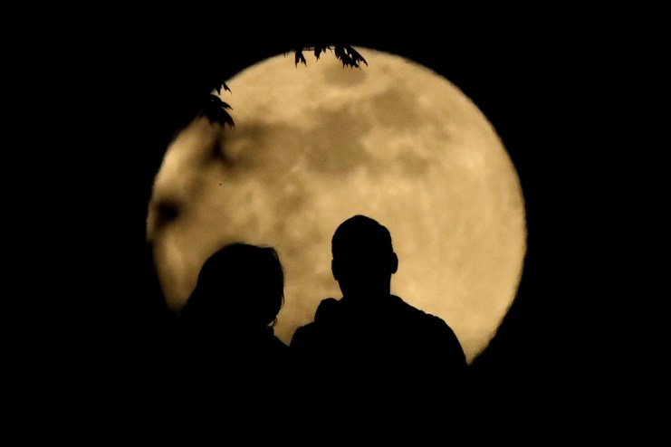Rare Blue Moon to Rise on Halloween
