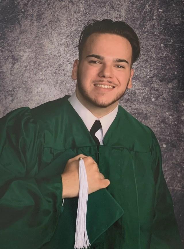 Lucas Teeple, J.F. Kennedy High School