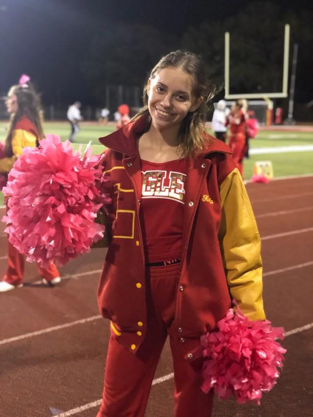 Kayla Rose Shockley, Edison High School