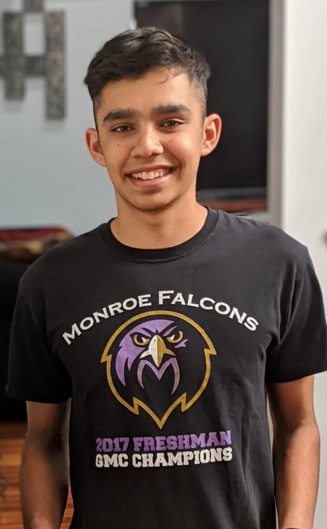 Kyle Siegel, Monroe High School