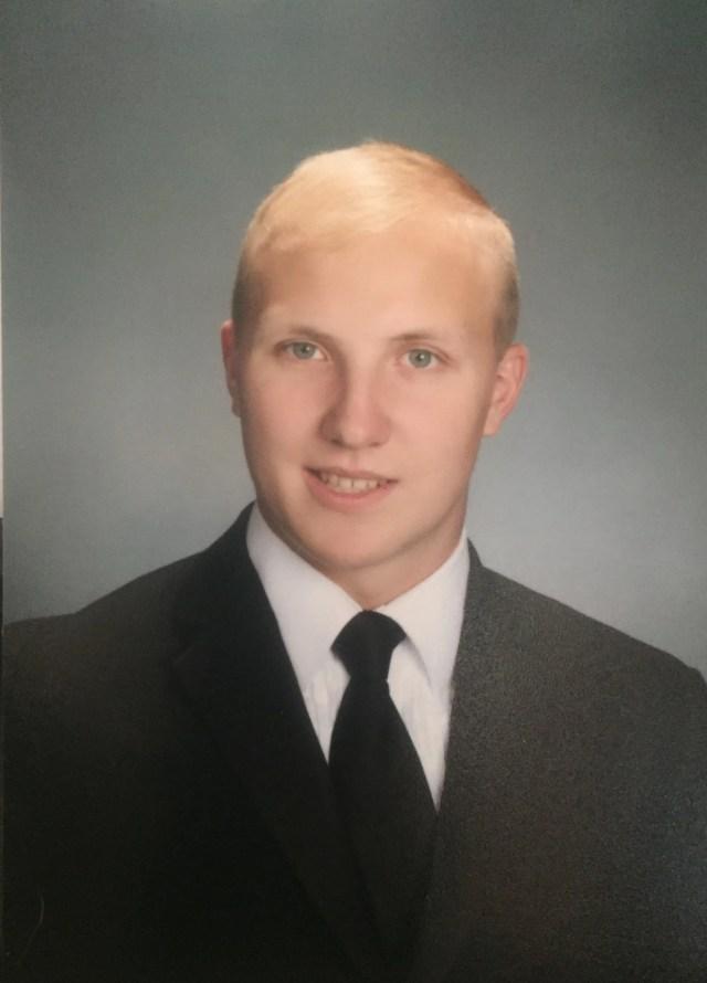 Zach Pryor, Delaware Valley High School