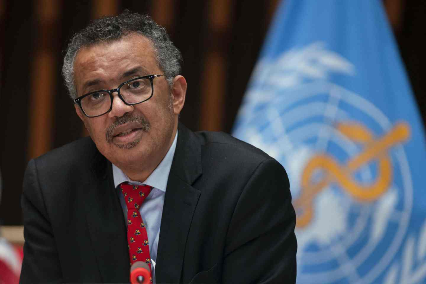"""""""I want to clarify that all hypotheses remain open and require further study,"""" saidWorld Health Organization Director-General Tedros Adhanom Ghebreyesus in February 2021."""