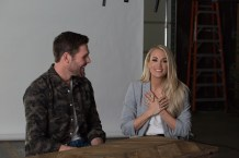 WATCH: Carrie Underwood and Mike Fisher Get Candid About Their Marriage, Faith, and Family in New Four-Part Online Series