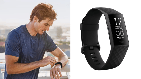 Bets gifts of 2020: Fitbit Charge 4