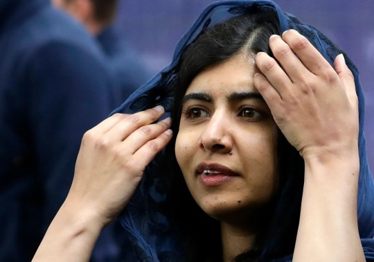 Malala Yousafzai, the Pakistani Nobel Peace Prize winner who was shot by the Taliban for daring education, graduated from the University of Oxford, pictured here on May 29, 2019.