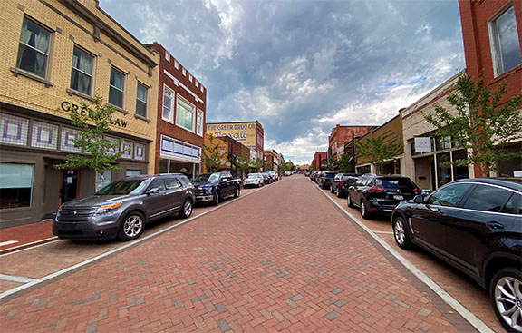 greer s redesigned trade street to host