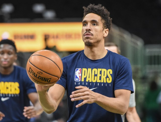 Indiana Pacers guard Malcolm Brogdon