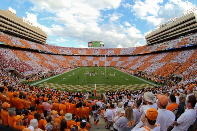 No. 16: Tennessee. $143,765,903 revenue in FY 2019.