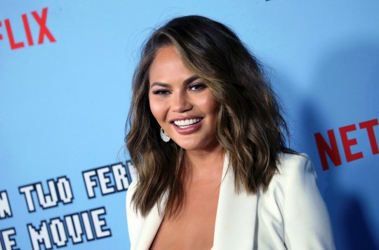 """Chrissy Teigen says she on """"serious bed rest"""" in her third pregnancy."""