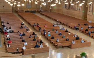Online Prayers, Drive-In Services, Social Distancing in the Pews: American Pastors Debate How to Do Church Amid a Pandemic