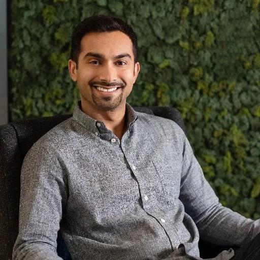 Instacart CEO Apoorva Mehta