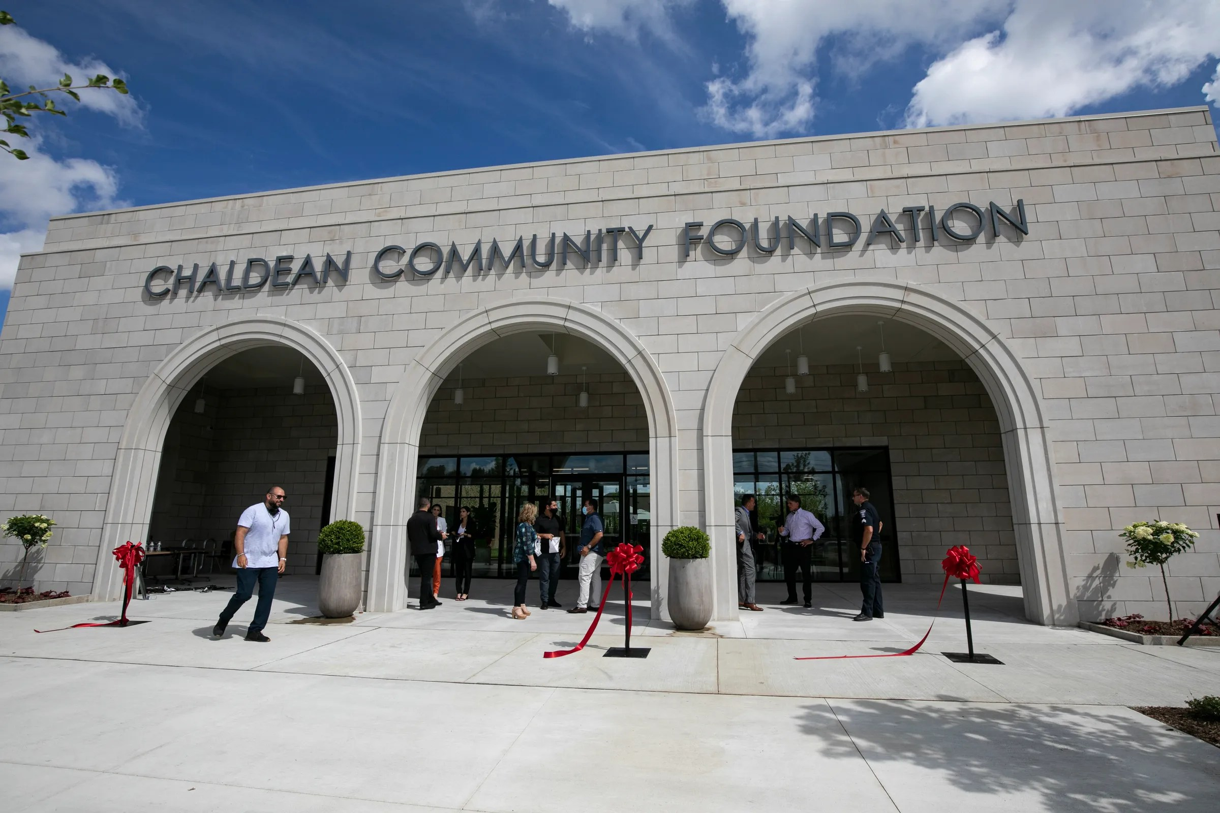 chaldean center expands in sterling