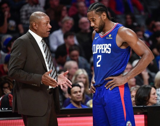 Doc Rivers wasn't able to lead the Clippers to the Western Conference Finals despite adding Kawhi Leonard.