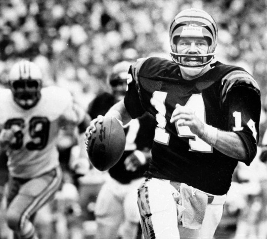 The Bengals rally organizers are going to particularly push quarterback Ken Anderson and cornerback Ken Riley for the Pro Football Hall of Fame.