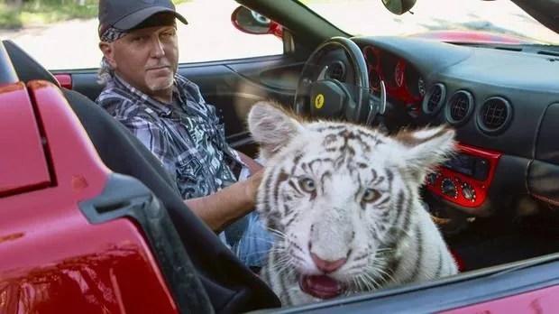 """Jeff Lowe appears in """"Tiger King."""""""