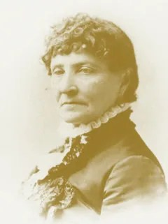 Amalia Post traveled to Washington, D.C., from Wyoming in 1871 as a delegate to the annual National Woman Suffrage Association conference.