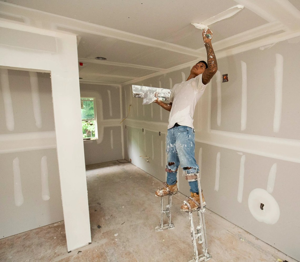 The cost of home improvements has been rising of late.