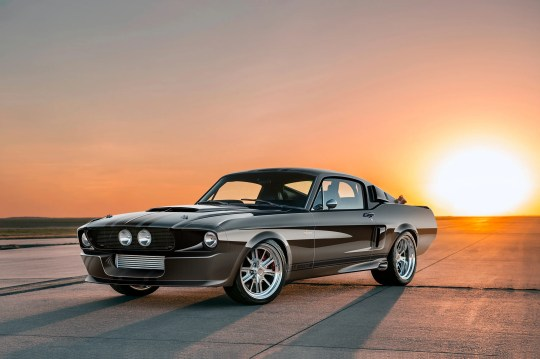 Classic Recreations has moved the 1967 Shelby GT500CR from a carbon fiber concept car into production. It starts at $298,000. The car will be powered by a Stage 2 Whipple supercharged Ford 5.0L Coyote engine mated to a Tremec six-speed manual transmission.
