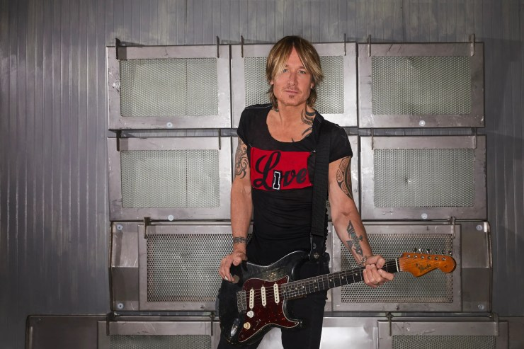"""Keith Urban releases a new record, """"The Speed of Now Part 1,"""" on Sept. 18, 2020."""