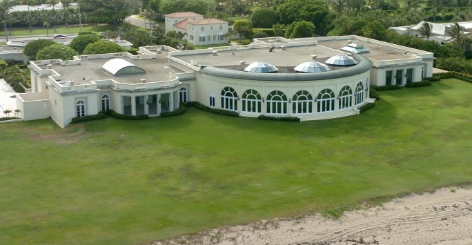 SEPT 4 2017 CUTLINE: Donald Trump purchased a mansion at 515 N. County Road in 2004 and sold it in 2008 for a recorded $95 million to Russian businessman Dmitry Rybolovlev. The mansion was demolished last year and the land was subivided into three lots. Jeffrey Langlois / Palm Beach Daily News * MARCH 2017 CUTLINE: Donald Trump purchased a mansion at 515 N. County Road in 2004 and sold it in 2008 for a recorded $95 million to Russian businessman Dmitry Rybolovlev. That sale still stands as Palm Beach s largest-ever single seller/single buyer deal. The year before he sold it, the property s tax bill totaled $980,033. * ORIGINAL cutline: Palm Beach County s mansion record hasn t budged since 2008, when Donald Trump sold the mansion at 515 N. County Road in Palm Beach to Russian billionaire Dmitry Rybovlev for $95 million. Daily News file photo