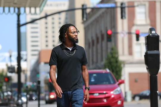 Demontez Campbell is among those who have been helped by the Bail Project.