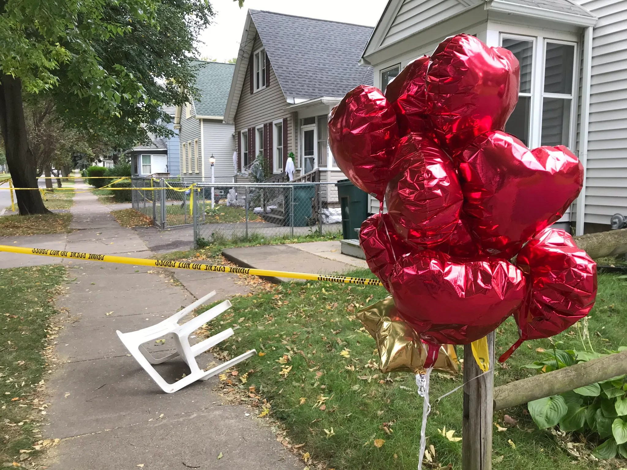 Photo of 'Horrific act of violence': Rochester, New York, grieves for 2 students killed in mass shooting that injured 14 others