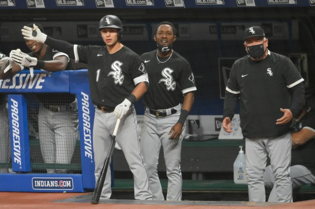 The White Sox will appear in the postseason for the first time since 2008.