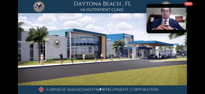 Ohio developer wins bidding to build new VA clinic in Daytona Beach