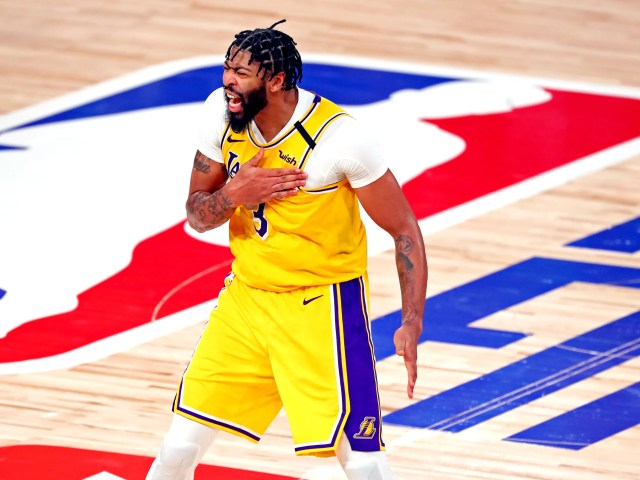 NBA Finals: Anthony Davis has big bounce-back for Lakers vs. Heat