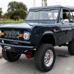 Vintage Ford Bronco Suvs Rebuilt Transformed With Prices Up To 320k