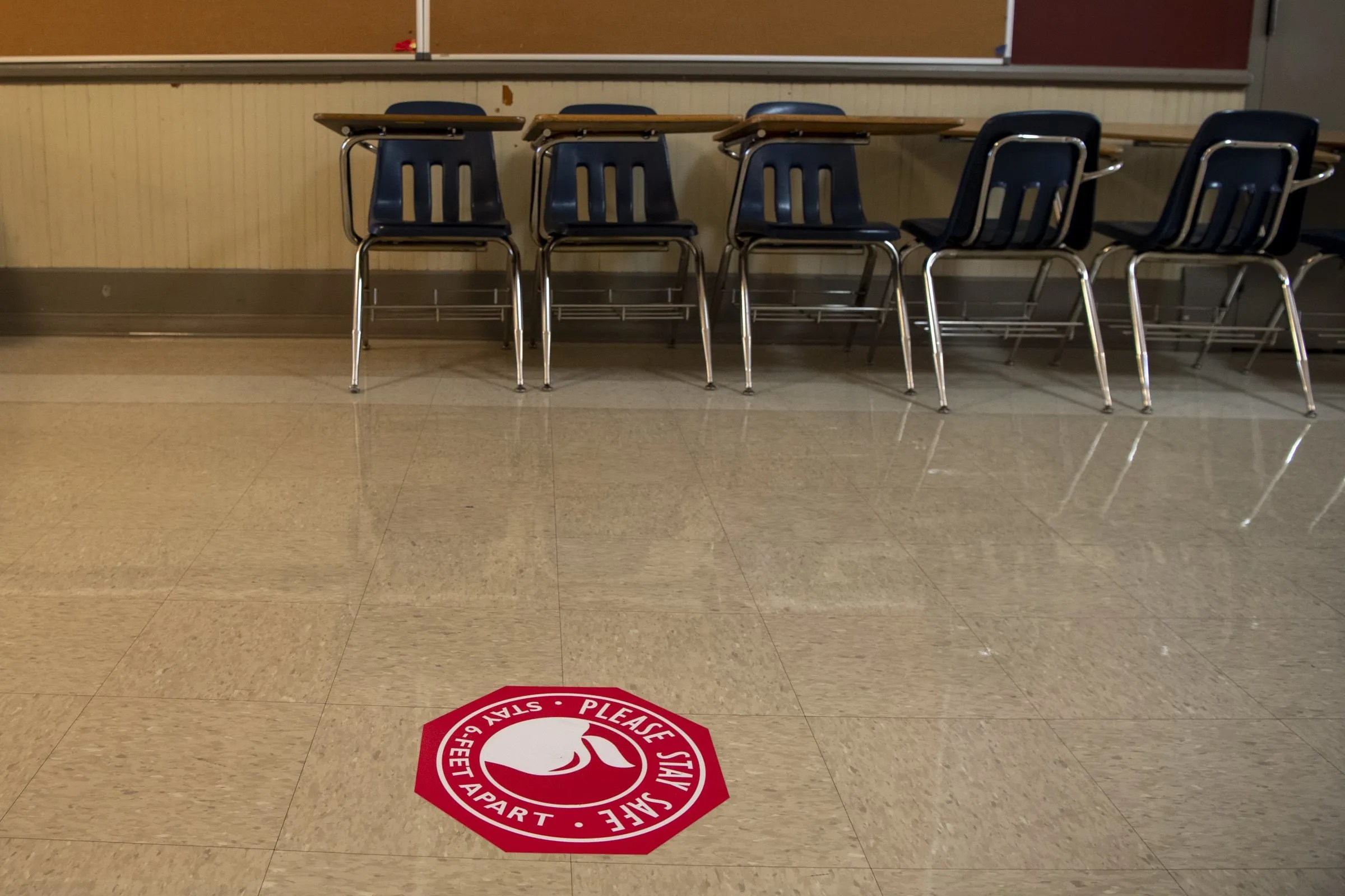 Columbus to reopen schools to some students Feb. 1, but union wants COVID vaccines first