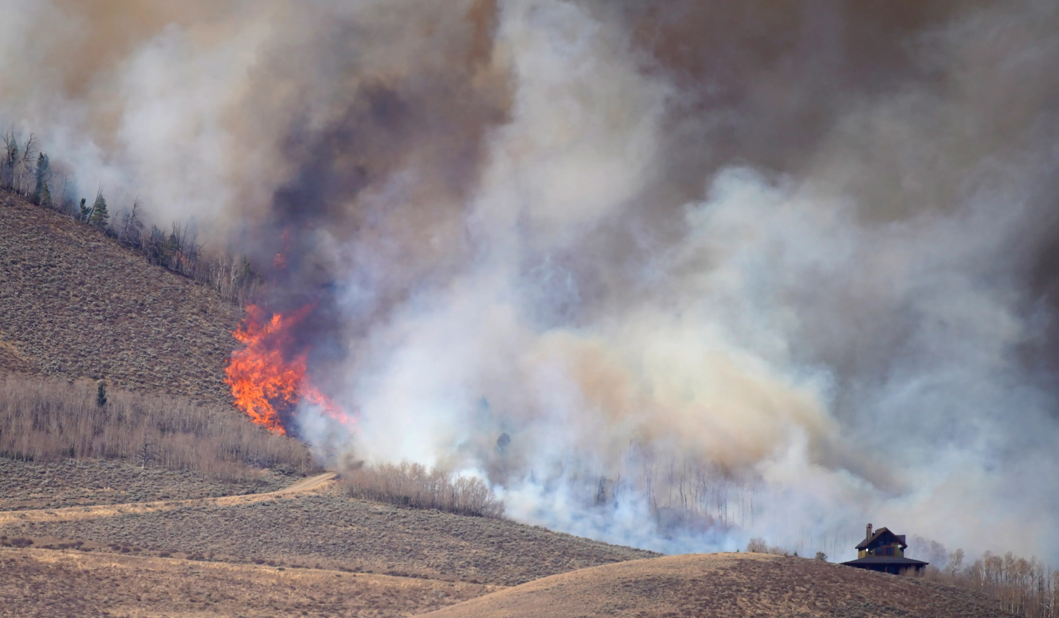 Colorado Couple in Their 80s Die in Wildfire After Refusing to Evacuate Beloved Home