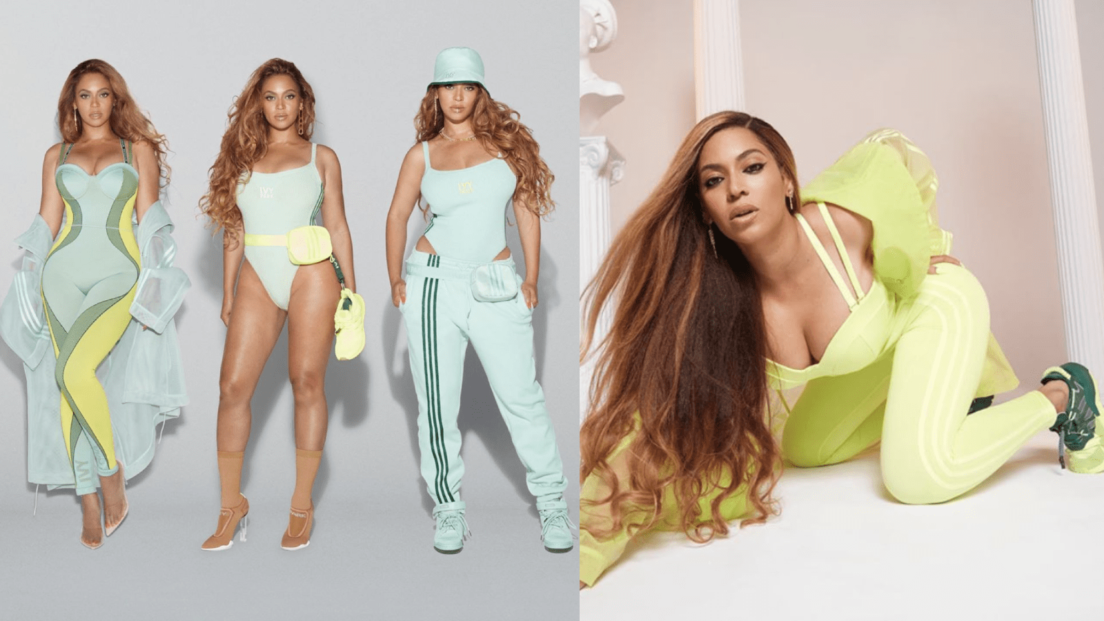 where to buy beyonce s new adidas x ivy