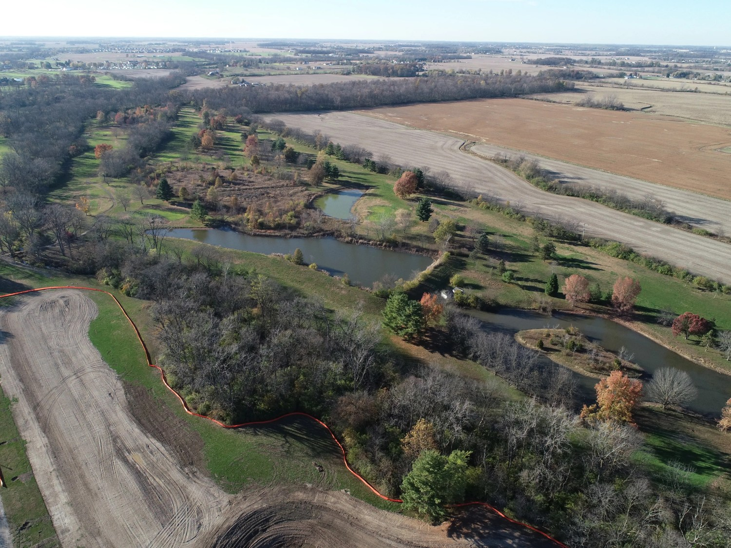 M/I Homes plans to build 416 homes on the site of the former Foxfire golf course.
