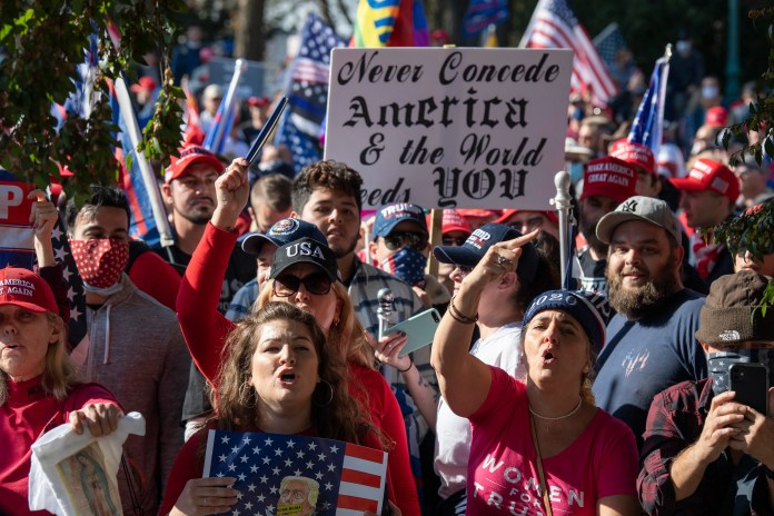 March For Trump : 50,000 people are expected to March in support of Trump in Washington DC on 6th Jan