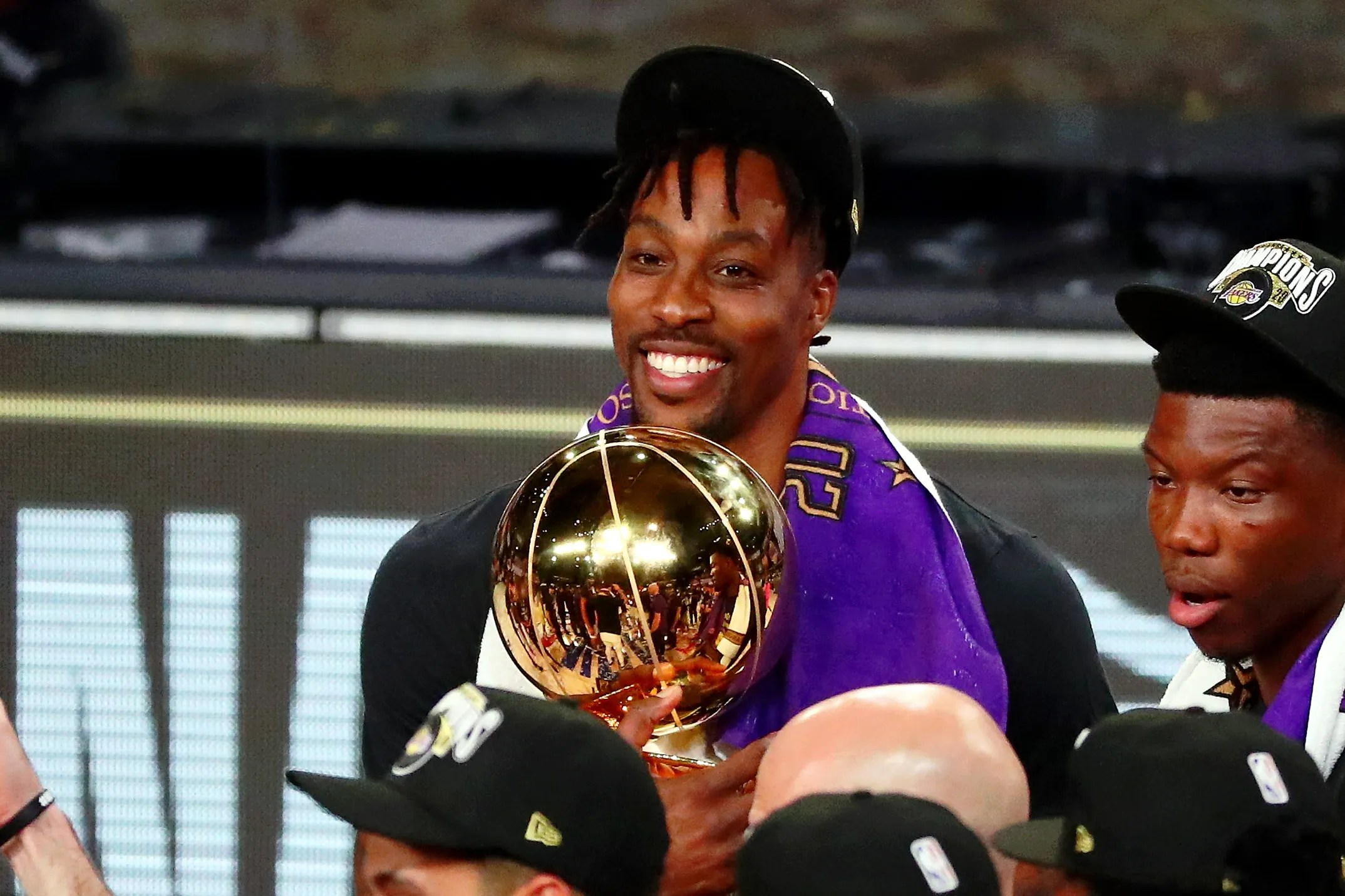 Dwight Howard will be joining the Philadelphia 76ers.