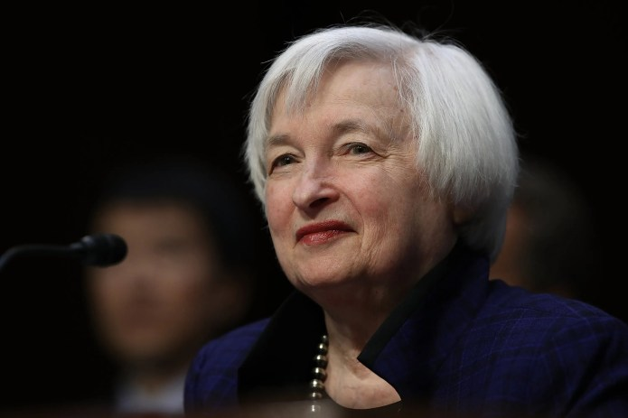 Janet Yellen, who chaired the Federal Reserve Board, was chosen to lead the Treasury Department in Joe Biden's primary administration.