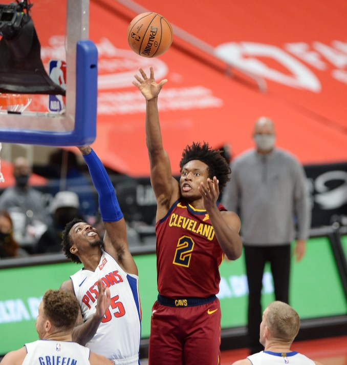 Detroit Pistons' closing out problems strike again in loss to Cleveland Cavaliers