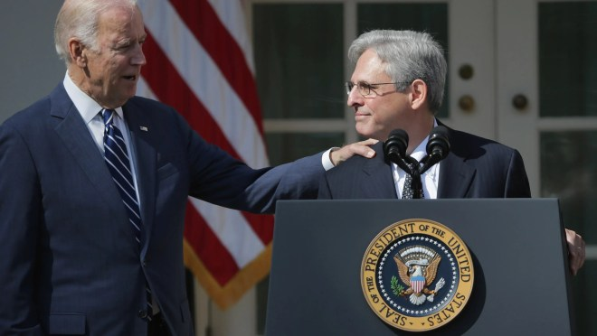 fe68be6c b811 4afb 9be8 f7605eb0b0c2 Merrick Garland 01 Politics live updates: Garland says he hasn't discussed Hunter Biden investigation with president