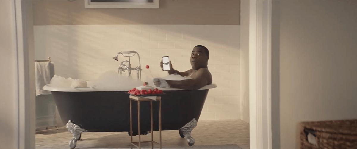 Rocket mortgage super bowl commercial