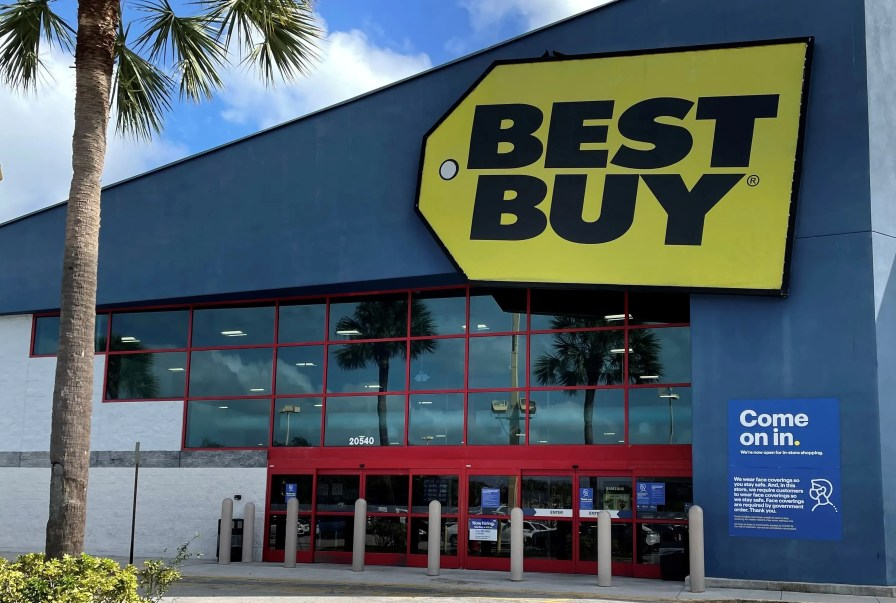 Best Buy launches Black Friday deals early.