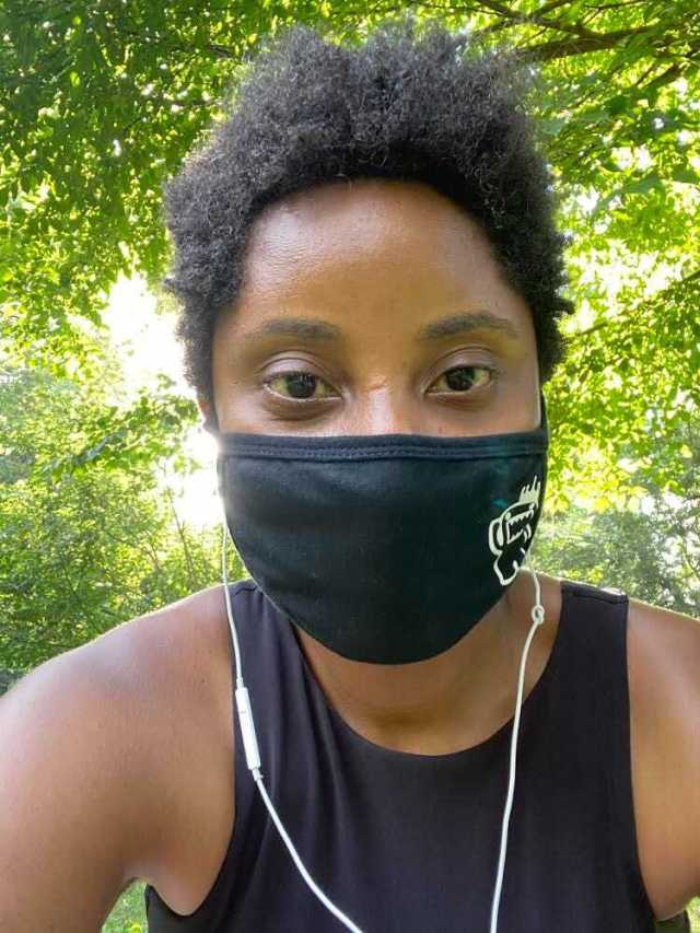 """""""I'm a Black woman,"""" Stephanie Parker said. """"In this country, my eating disorder was openly ignored because I didn't fit the image."""""""