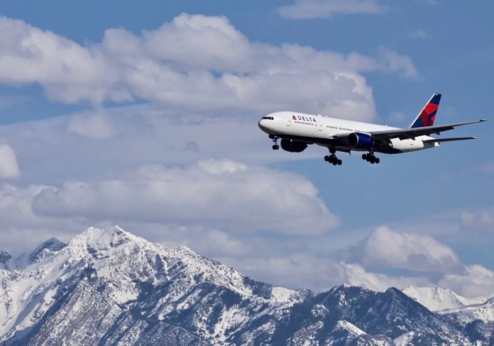 Delta Flight 1730 from Los Angeles to Atlanta was diverted to Oklahoma City on Friday after crew and passengers subdued and unruly passenger.