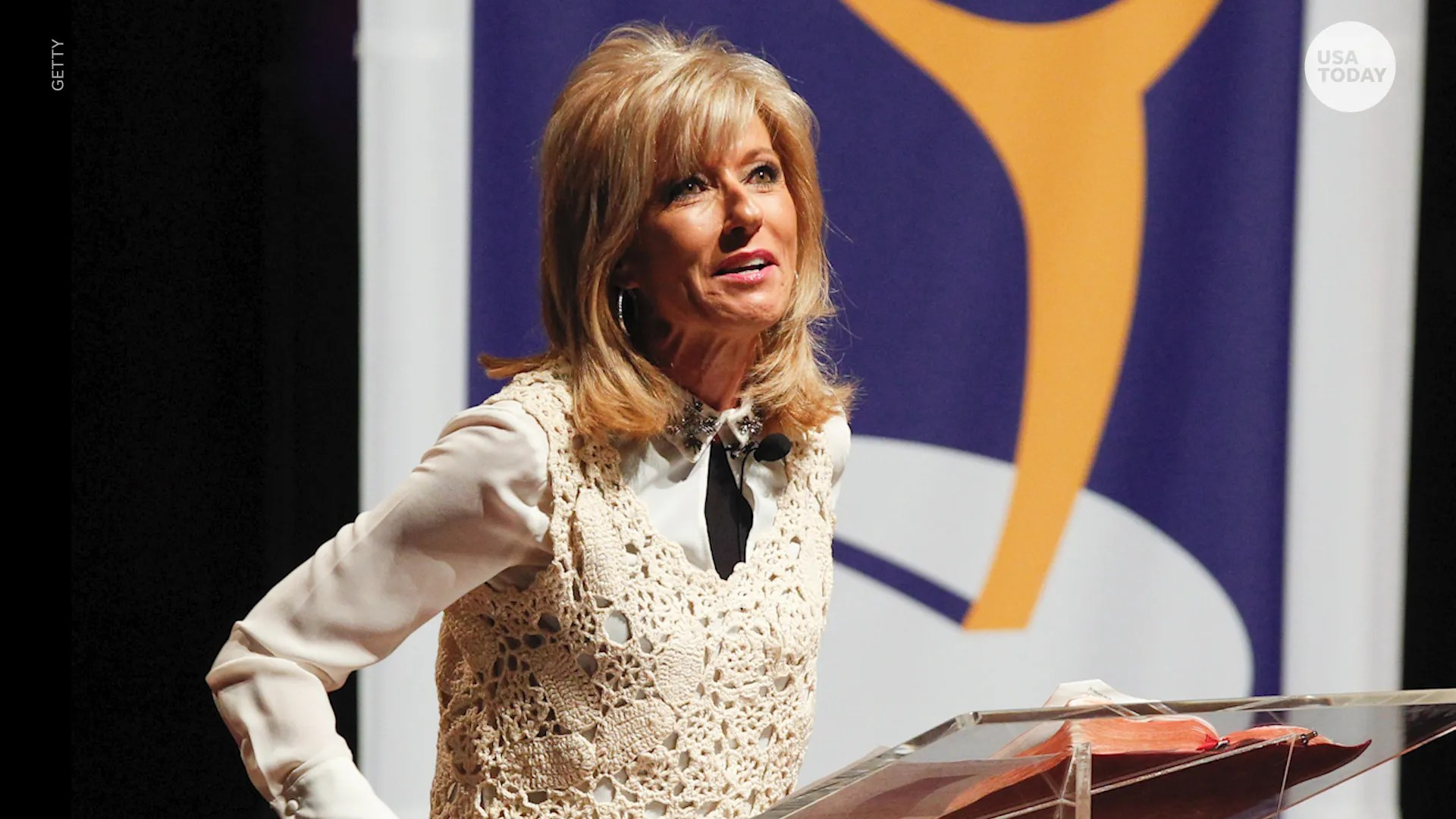Best-selling author and prominent evangelist Beth Moore is leaving the Southern Baptist Convention but will still be a Baptist.