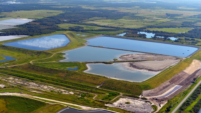 fcd98ff8 a905 43fb 8593 2035f5007f0a Aerials PineyPoint01z Florida crews are pumping wastewater into Tampa Bay to avoid a full reservoir breach: What we know