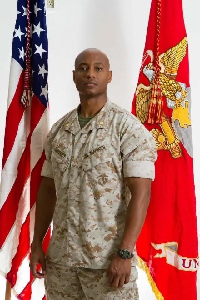 Major Jason Smedley