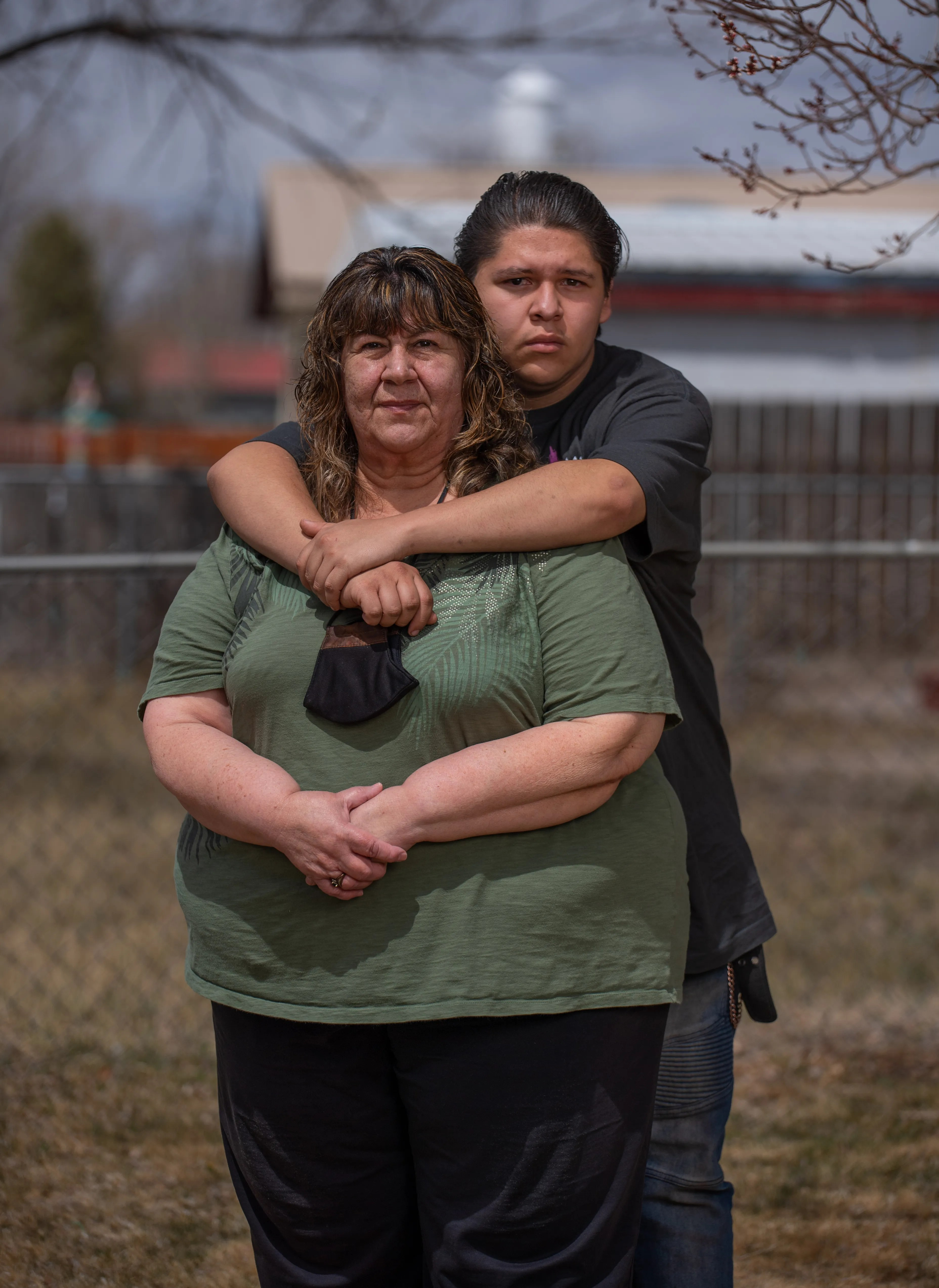 """Everyone in Louise Malouff's family got sick in 2008 during a salmonella outbreak in Alamosa, Colorado, but no one was worse off than her son Abel, now 19. """"I just remember him lying on the floor in the emergency room, asking me if he was going to die,"""" recalls Malouff, who still won't drink the city's tap water."""