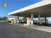 Peoria police fatally shot man after a physical altercation in the parking lot of a Shell gas station on Monday.