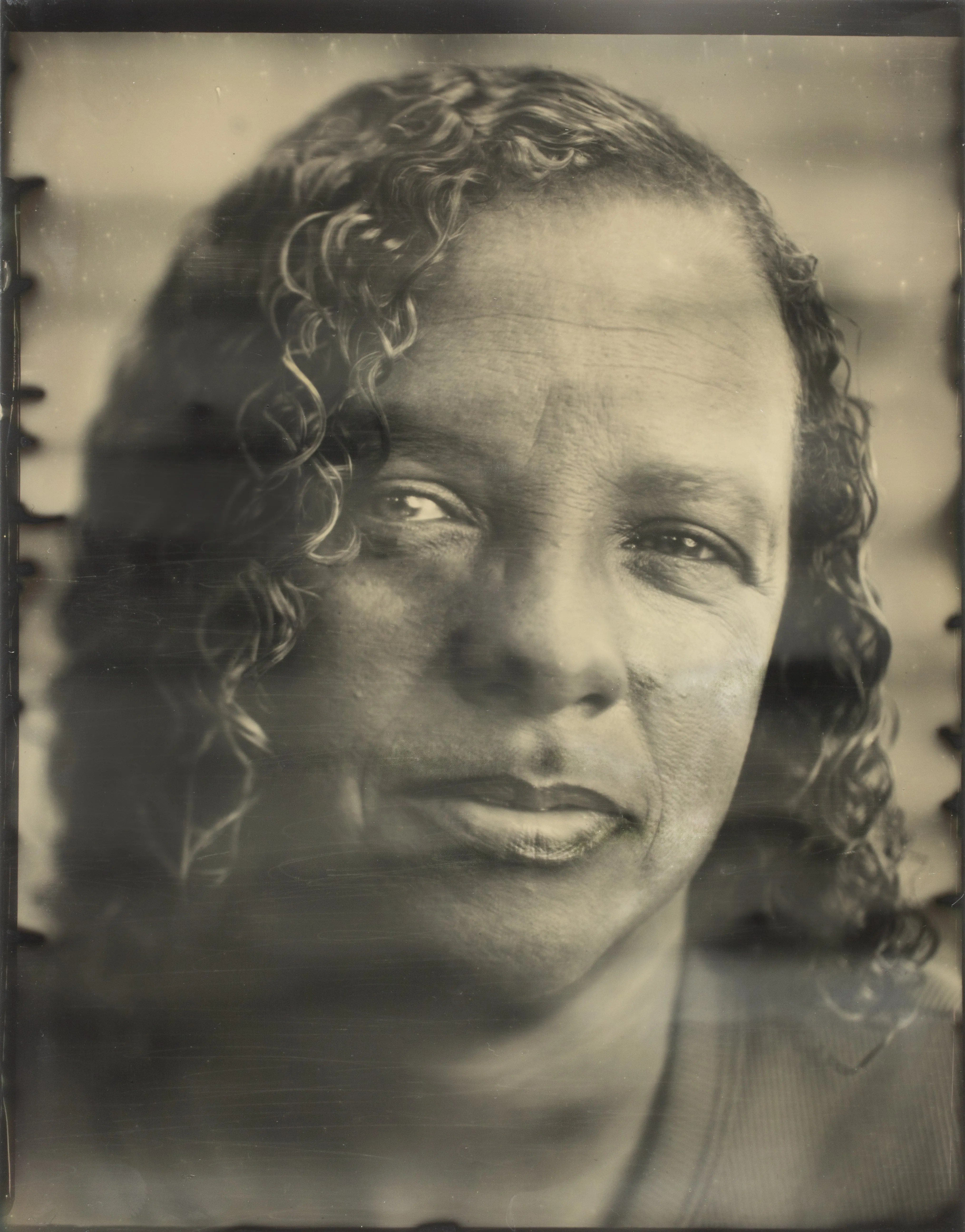 Amber Dudley great-great granddaughter of Lindsey Jackson and great-great grand niece of Polly Jackson, both freed Black conductors on the Underground Railroad.