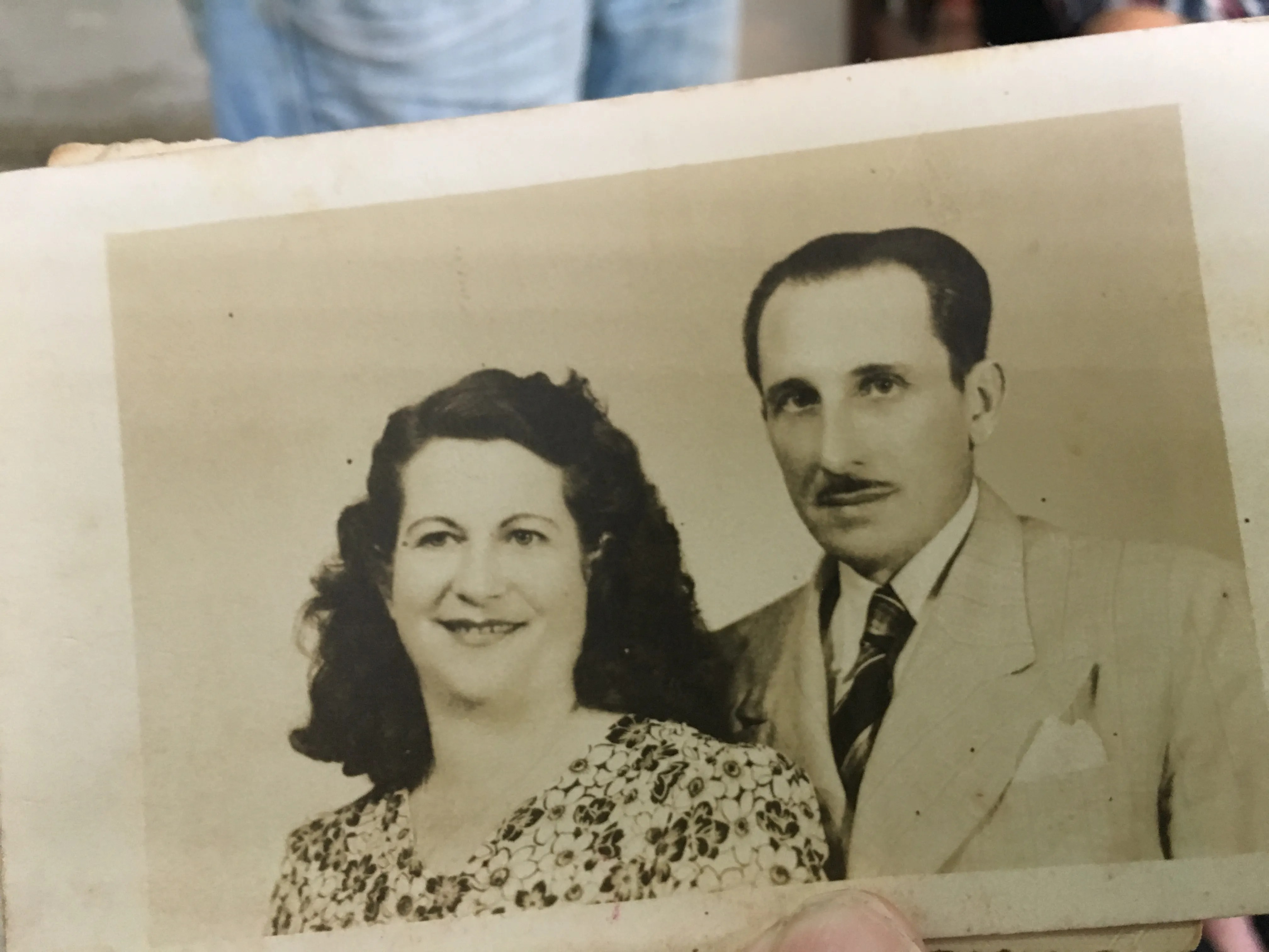 Julia and Marcelino Gonzalez were married in 1924 and lived their life on the family farm in Rodas, Cuba. They stayed behind in Cuba when half of their family left, knowing they were needed to help support other family members on the island.